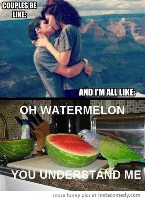 Couples Be Like And I M All Like Oh Watermelon You