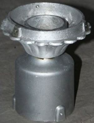 l post top fitters 4 inch cast aluminum post top fitter