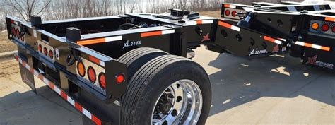 jeep cing trailer xl hydraulic multi axles heavy duty trailer commercial