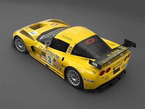 2005 Chevrolet Corvette C6r  Chevrolet Supercarsnet