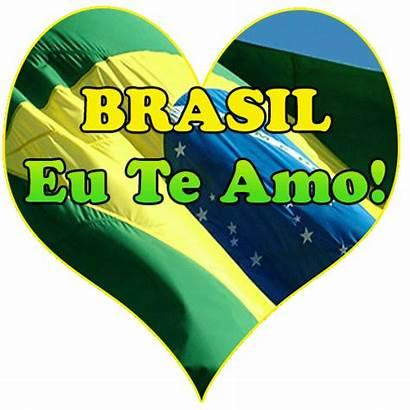 Brasil Brasileiro Amo Te Meu Sticker Giphy