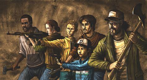 Pierce The Veil Desktop Wallpaper Walking Dead Game Wallpapers