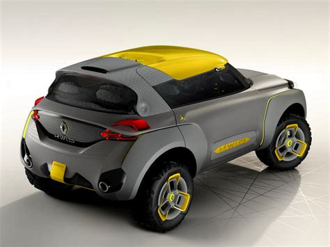 renault kid renault kwid concept revealed with built in drone