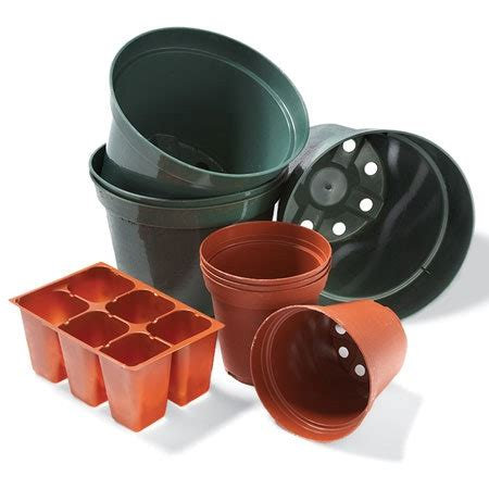 10 Ways To Reuse Plastic Plant Pots  Apartment Therapy
