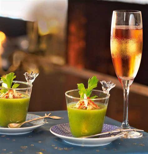 comment cuisiner le celeri branche velouté de céleri au crabe