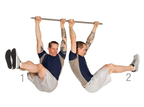 Floor Wipers Exercise With Dumbbells by Like A Gymnast With This Strength Workout