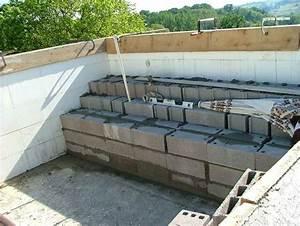 dimension escalier piscine beton fx13 montrealeast With escalier pour piscine beton