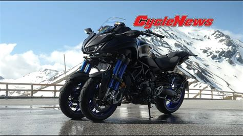 Review Yamaha Niken by 2018 Yamaha Niken Test Review Cycle News