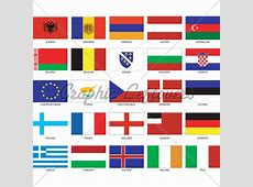 European Flags · GL Stock Images