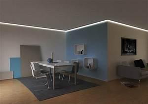 Indirekte Beleuchtung Abgehängte Decke : angenehme atmosph re durch indirekte beleuchtung led beleuchtung zenideen ~ Indierocktalk.com Haus und Dekorationen