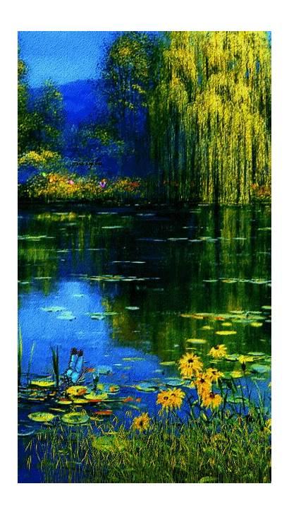 Nature Scenery Gifs Paisajes Imagenes Water Natura