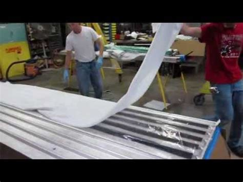 Jon Boat Keel Protection by Make It Stick Epoxy Application