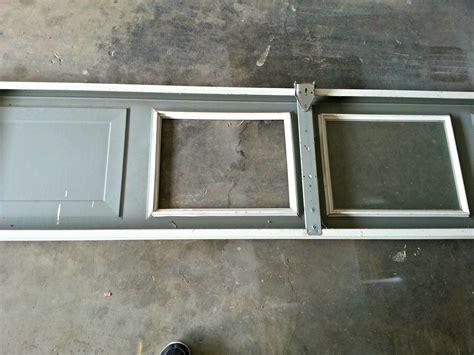 garage door windows door frame garage door window frames