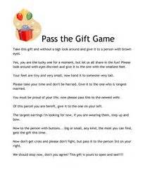 pass the gift game 2 pdf thirty one pinterest the gift game and gifts