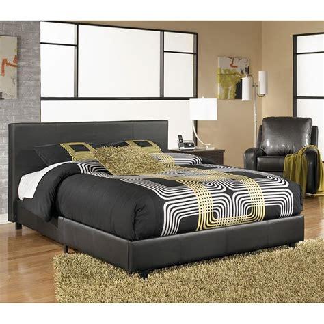 edmonton upholstered bed  signature design  ashley