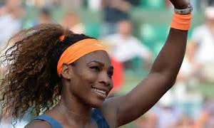 French Open 2013 Serena Williams Beats Sara Errani To