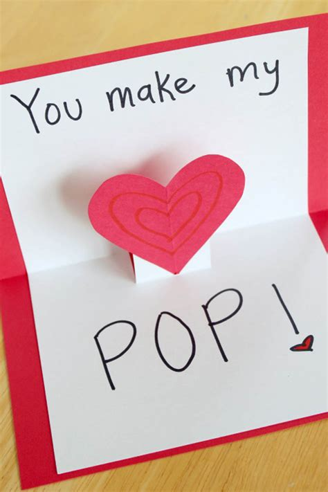 36 cute valentine's day cards to give to your sweetheart. 14 Cute DIY Valentine's Day Cards - Homemade Card Ideas ...
