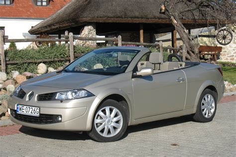 Renault Megane 2004 by 2004 Renault Megane Ii Cc Pictures Information And