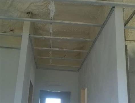 isolamento interno soffitto coibentazione pavimenti e pareti isolamento interno