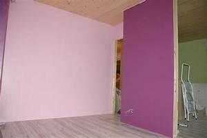 stunning chambre couleur bois de rose photos seiunkelus With probleme de moisissure dans la chambre