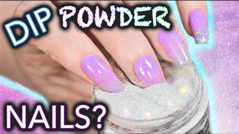 diy dip powder nails   snort youtube