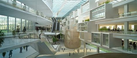 Baidu Campus proposed in Beijing set to dazzle with green