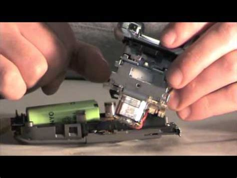 replace motor braun electric shaver youtube
