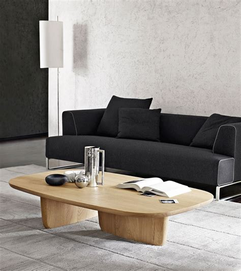 Tobi-ishi Coffee Table By Barber Osgerby For B&b Italia