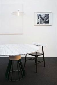 Table Ronde En Marbre : table ronde en marbre ~ Mglfilm.com Idées de Décoration