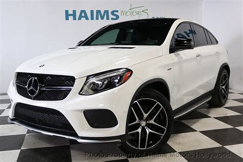 Gle 450 Mercedes 2016 by 2016 Used Mercedes 4matic 4dr Gle 450 Amg Coupe At