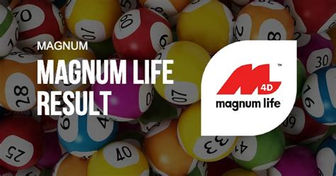 magnum life result today magnum life  result malaysia