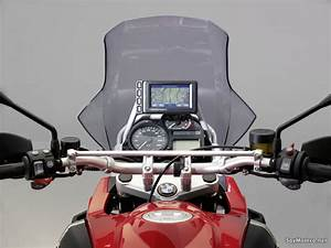 Gps Bmw Moto : bmw r1200gs 2010 gps de moto en tablier ~ Medecine-chirurgie-esthetiques.com Avis de Voitures