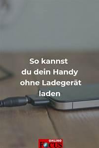 Handy Ohne Kabel Laden : handy ohne ladeger t laden so geht 39 s genial einfach pinterest smartphone camping hacks ~ Yasmunasinghe.com Haus und Dekorationen