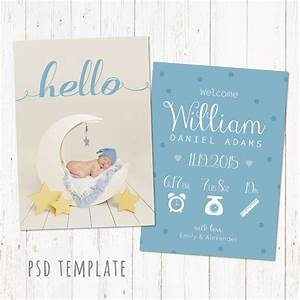 15 best birth announcement templates images on pinterest With birth notice template