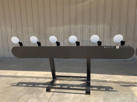 revolution targets heavy duty  plate rack    magnolia hunting supply