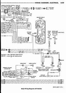 1987 Dodge Ramcharger Wiring Diagram
