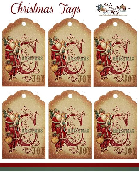 1183 Best Printables Images On Pinterest  Vintage Images, Christmas Cards And Etchings