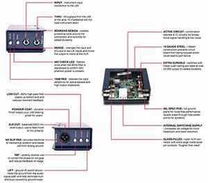 U0e44 U0e14 U0e40 U0e23 U0e47 U0e04 U0e1a U0e4a U0e2d U0e01 U0e0b U0e4c Radial J48 Phantom Powered Active Direct Box