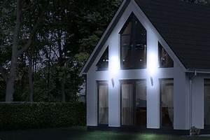 Außenbeleuchtung Haus Led : led au enleuchten top 3 vergleich 2018 ledtest ~ Lizthompson.info Haus und Dekorationen