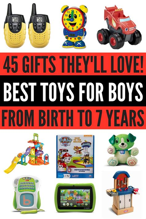 best gifts boy age 7 the best toys for boys 45 gift ideas he ll absolutely