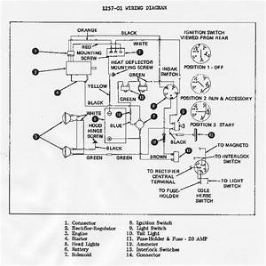 Craftsman 15 5 Hp Wiring Diagram