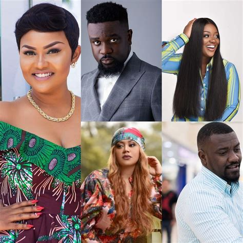 But as one of the most heavily populated starting letters for girls' names, there's a j name to suit every style and taste. Names of Ghanaian Celebrities Whose Children Are Not ...