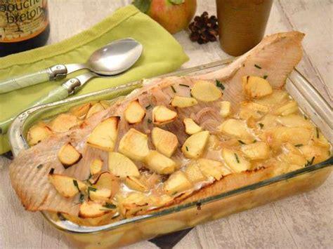 raie cuisine recettes de raie et poisson