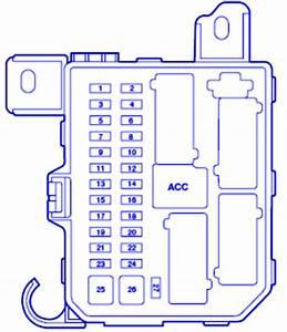 1990 Mazda Protege Fuse Box Diagram : mazda millenia supercharged 2006 pedal side fuse box block ~ A.2002-acura-tl-radio.info Haus und Dekorationen