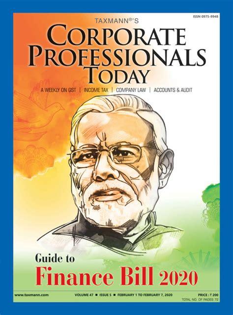 Corporate Professional Today-February 01, 2020 Magazine