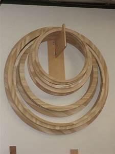 Rond En Bois : menuiserie st m thode cadre rond en bois ~ Teatrodelosmanantiales.com Idées de Décoration