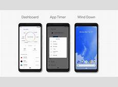 Android Dashboard, App Timer, Wind Down, and new Do Not