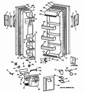 Hotpoint Refrigerator X Series Parts