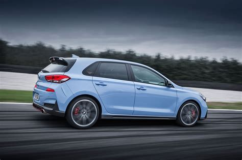 Hyundai I30n And I30 Fastback Revealed In Pictures Car