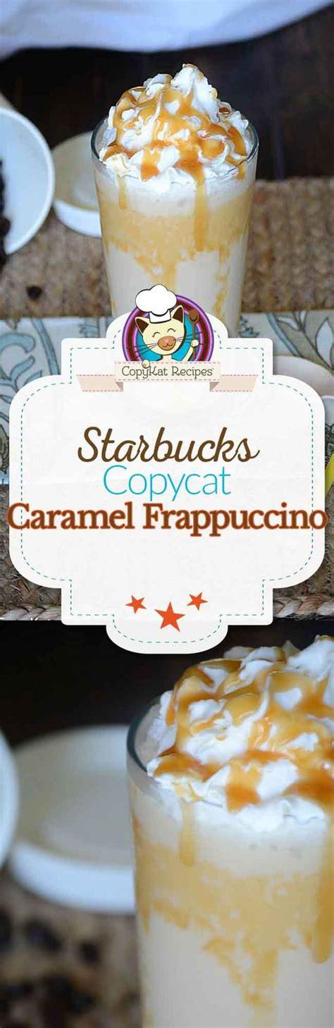 For me, it's like dessert in my coffee cup. Starbucks Coffee Frappe Recipe - Idalias Salon